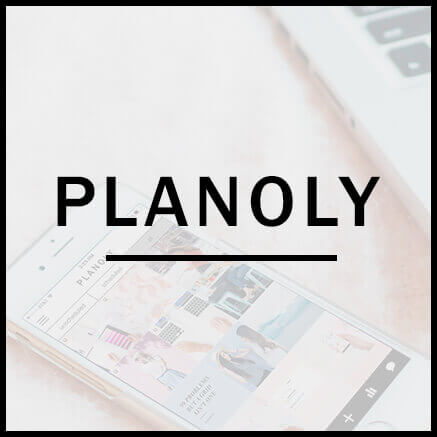 Planoly: Visually plan, manage, and schedule your Instagram